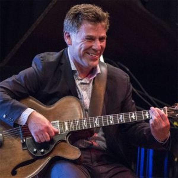 Episode 24 - A Conversation With Guitarist Peter Bernstein Image