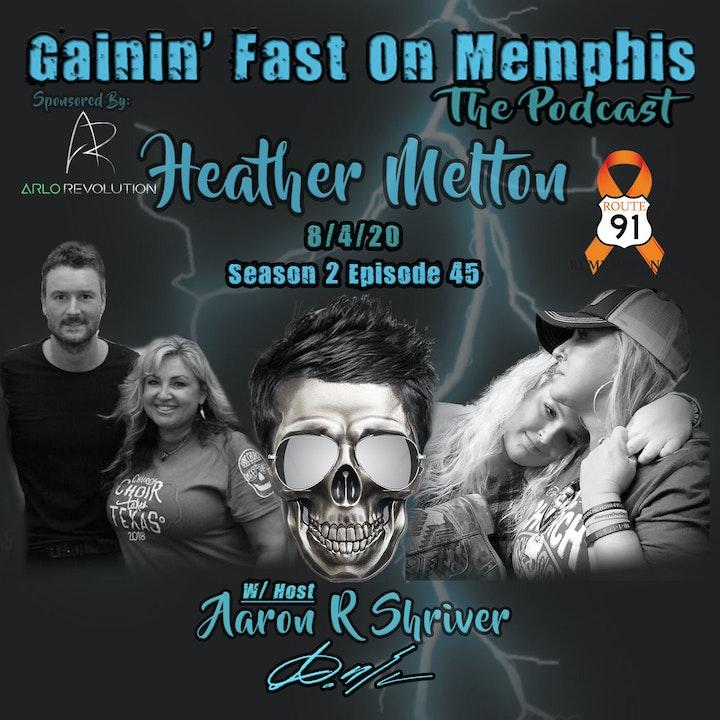 Heather Melton | Route 91 Survivor