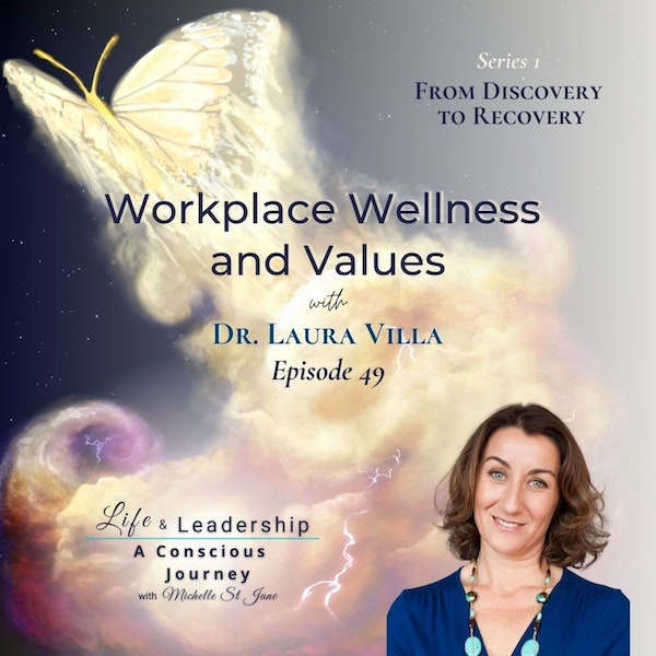 Workplace Wellness and Values | Dr. Laura Villa Image
