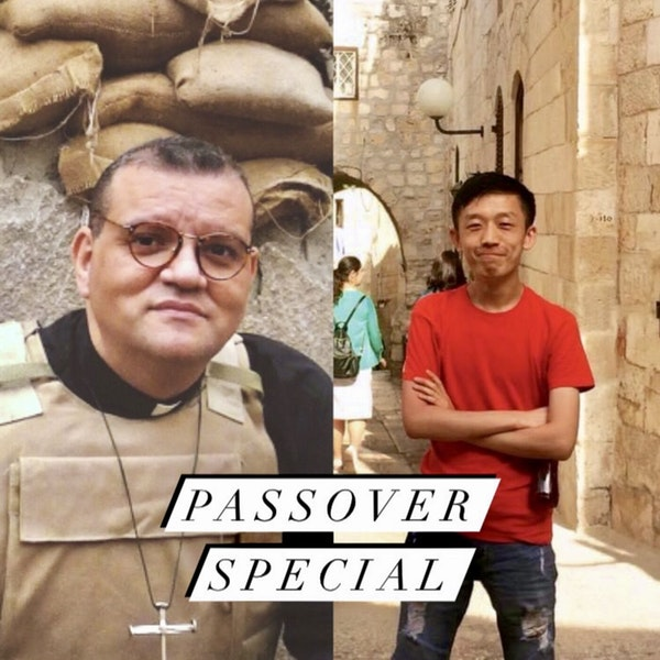 Passover Special - Canon Andrew White Image