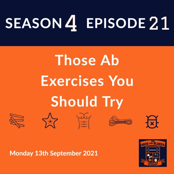 Those Ab Exercises You Should Try