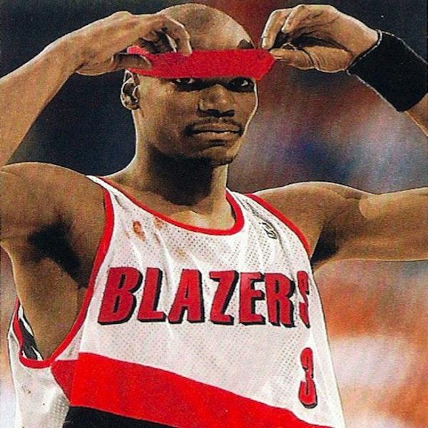 Cliff Robinson: Portland Trail Blazers great and NBA Iron Man - AIR006 Image