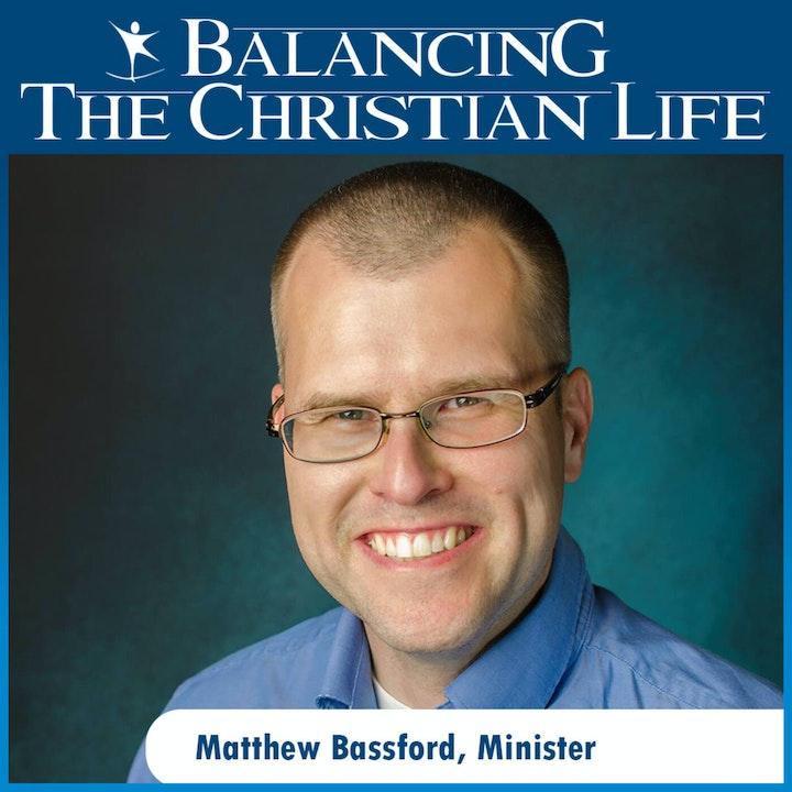 God fixes our brokenness, an interview with Matt Bassford