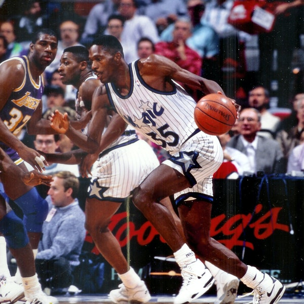 Jerry Reynolds - NYC Player of the Year, LSU great and eight-year NBA veteran - AIR079 Image