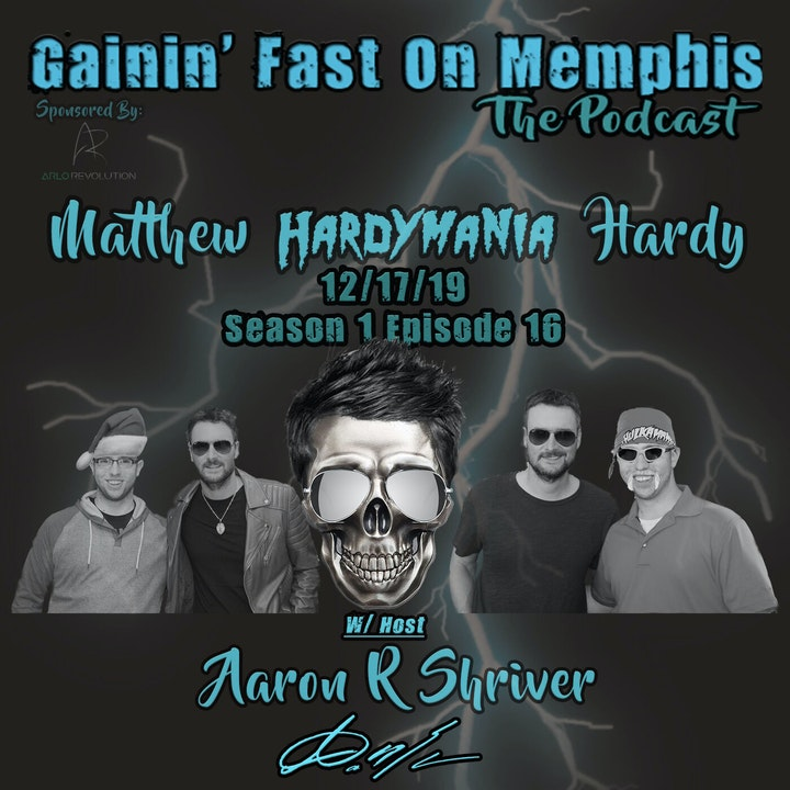 "Matthew Hardy   ""Church Choir"" Member"