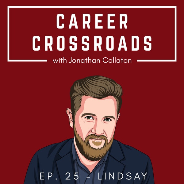 Lindsay – From Insurance to Podcast Creator Image
