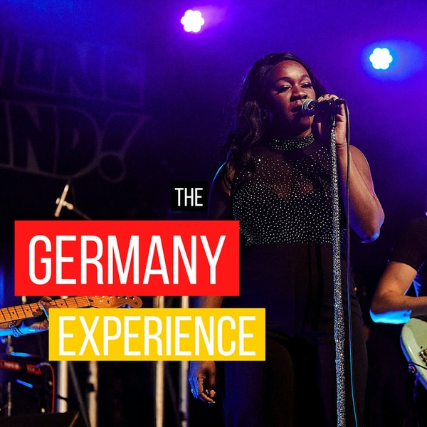 Singing soul in Germany, and BLM from a distance (Alicia from the USA)