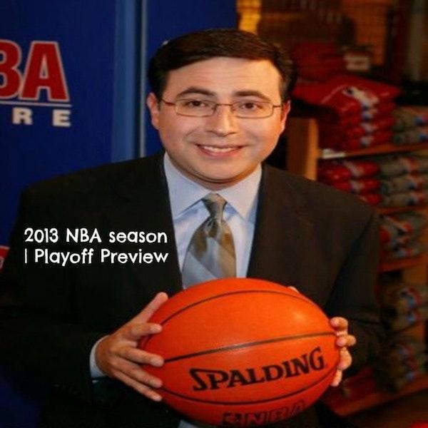 AIR020: Ian Eagle - 2013 NBA season recap and NBA Playoffs preview Image