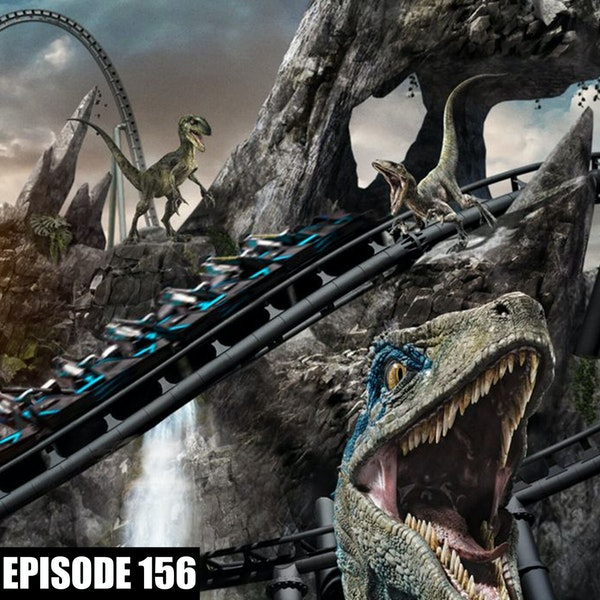 VelociCoaster Announced, Sir Henry's Haunted Trail, Layoffs at the Theme Parks Image