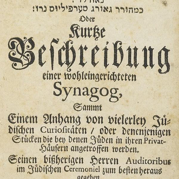 The Bias in Academic Judaic Studies Image