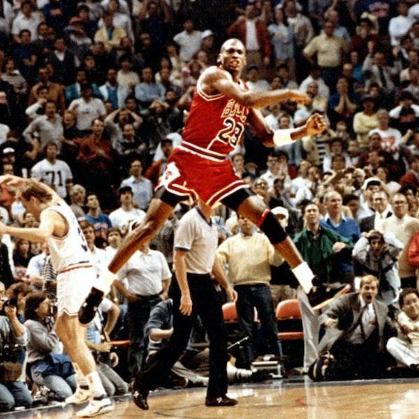 Michael Jordan's 'The Shot' (30th anniversary) - BTG-6 Image