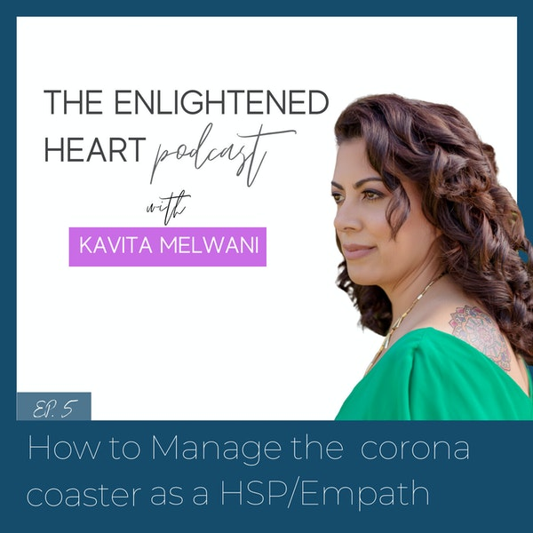 How to Manage the Corona Coaster as an HSP/Empath Image