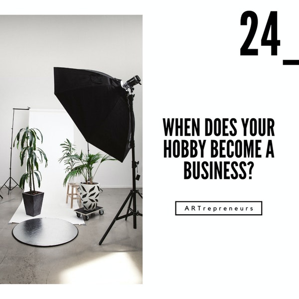 When does your hobby become a business? Image