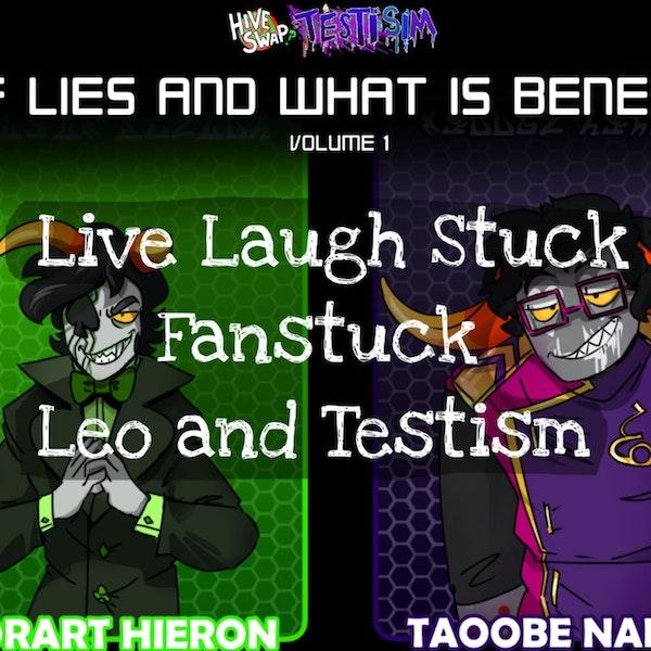 Fanstuck: Leo and Testism Image