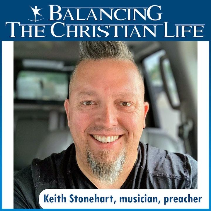 Rockstar Christian: A conversation with Keith Stonehart