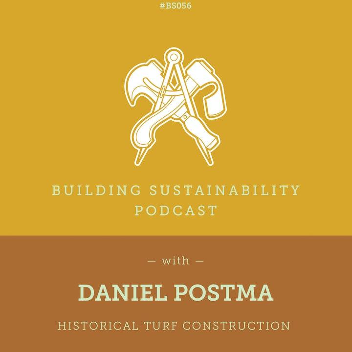 Historical Turf Construction - Daniel Postma - BS056