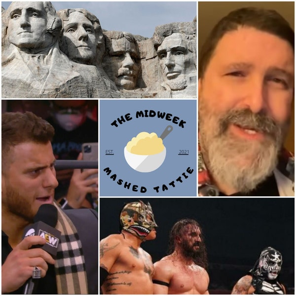 EP21 - WrestleMash 02 - Does WWE 'have a problem?' Image