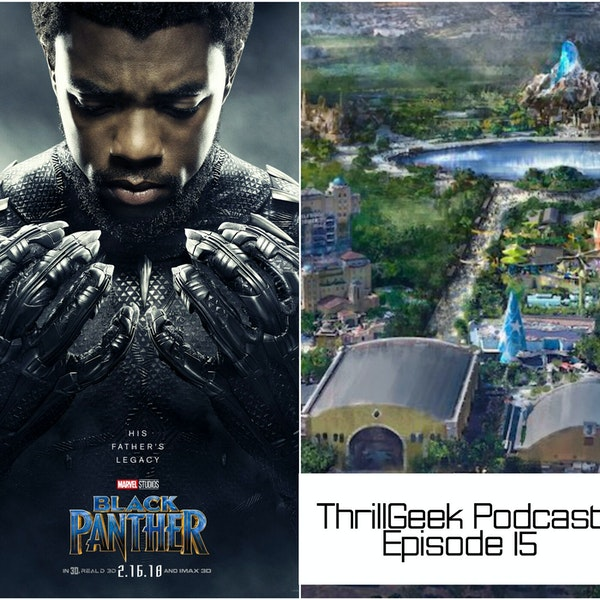 Black Panther Review, Joel Manby leaves SeaWorld and more Image
