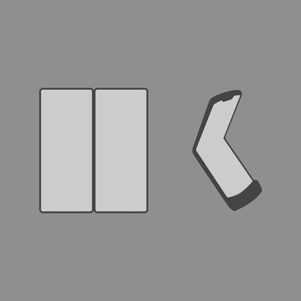 Phones that fold, flip and rotate. Make sure you know the difference!