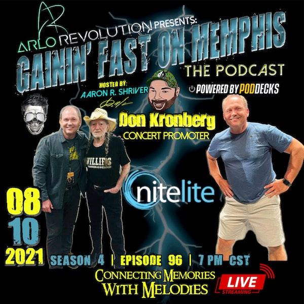 Don Kronberg   Concert Promoter & President of NiteLite Promotions Image