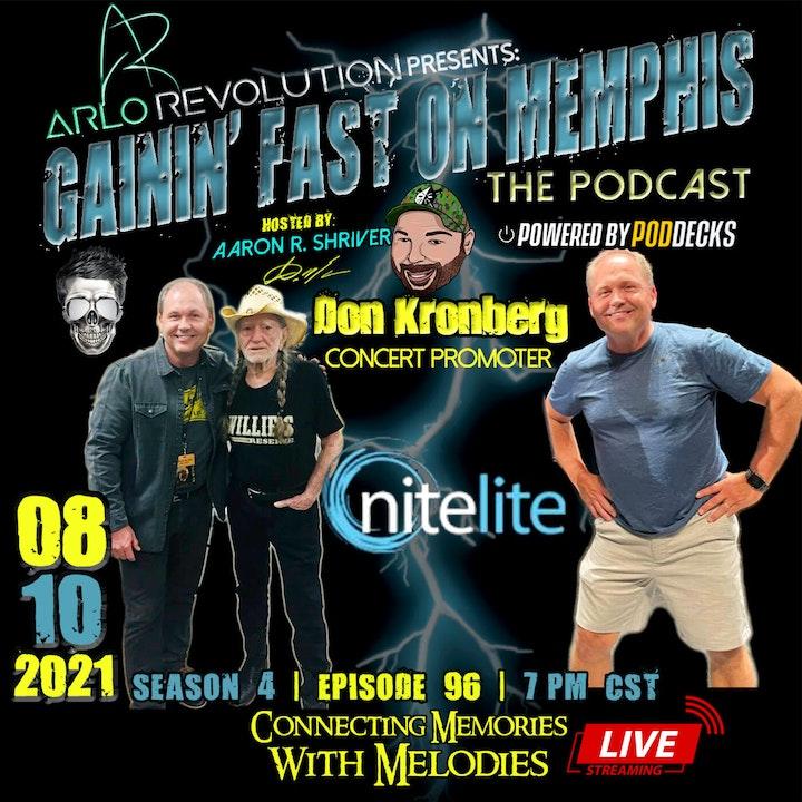 Don Kronberg | Concert Promoter & President of NiteLite Promotions