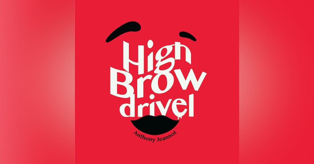 Highbrow Drivel Newsletter Signup