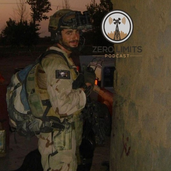 Ep. 25 Kelly Roby Former US Army Ranger & SFOD-D Operator Image