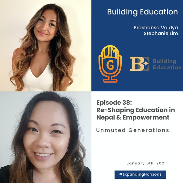 Building Education: Re-Shaping Education in Nepal & Empowerment Image