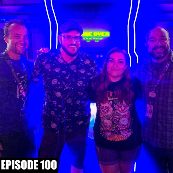 LIVE from Halloween Horror Nights 2019 with special guest Blake Braswell! Image