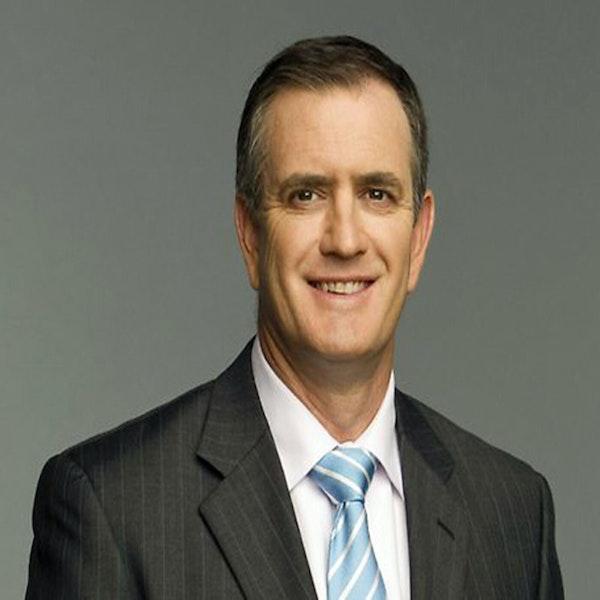 AIR030: Bill Woods - Australian sports broadcaster, journalist and news-breaker Image