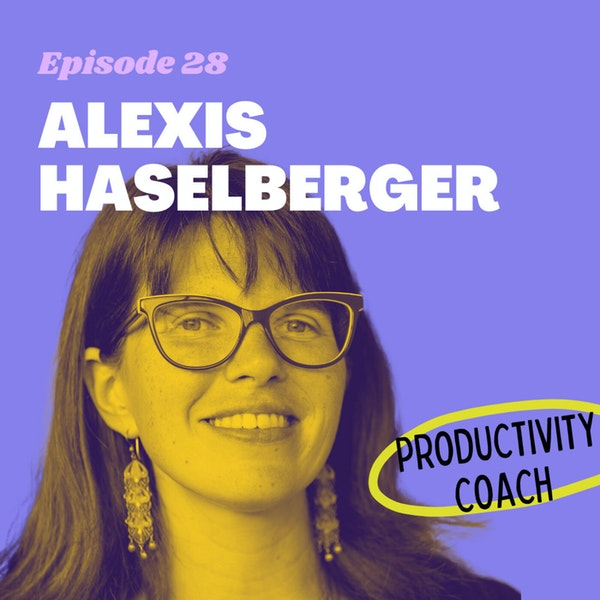 How to Avoid Burnout with Time Management Coach Alexis Haselberger Image
