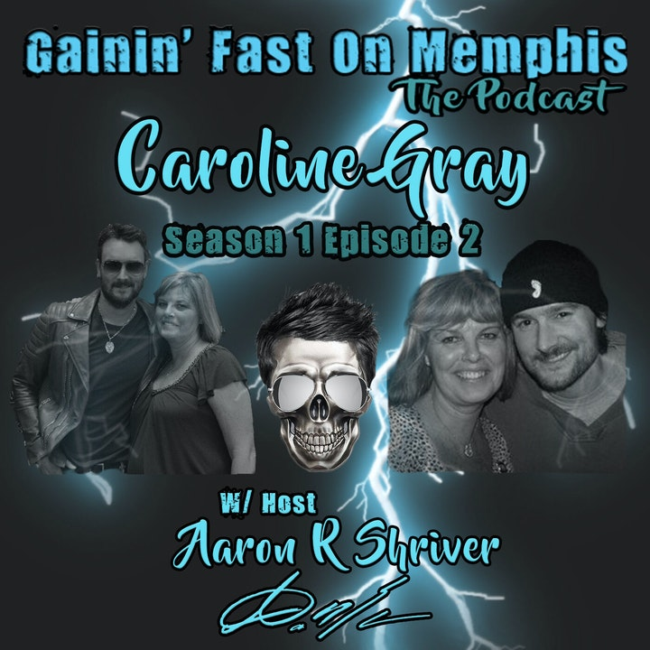 """Caroline Gray   Original   """"Church Choir"""" Member"""
