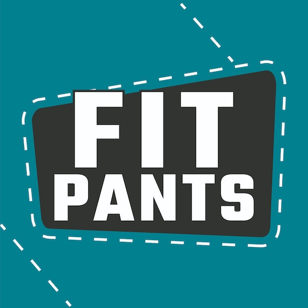 Fit Pants The Podcast With Chris and Dani Shugart Image