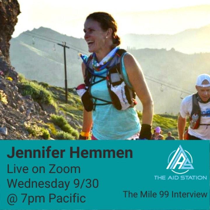 Episode 14 - Jennifer Hemmen