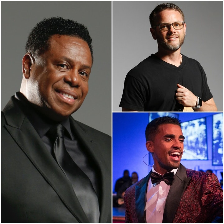 The Westcoast Black Theatre Troupe's Nate Jacobs, Michael Mendez, and Jay Dodge Join the Club