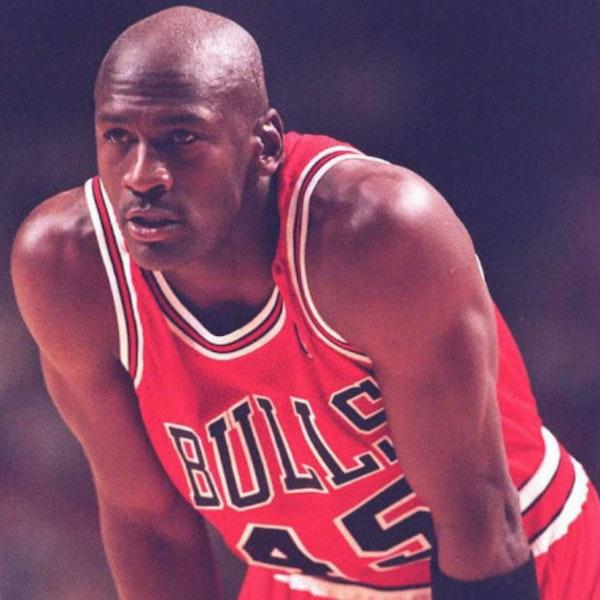 Great NBA Games: Michael Jordan returns - Chicago Bulls at Indiana Pacers (Mar 19, 1995) - AIR094 Image