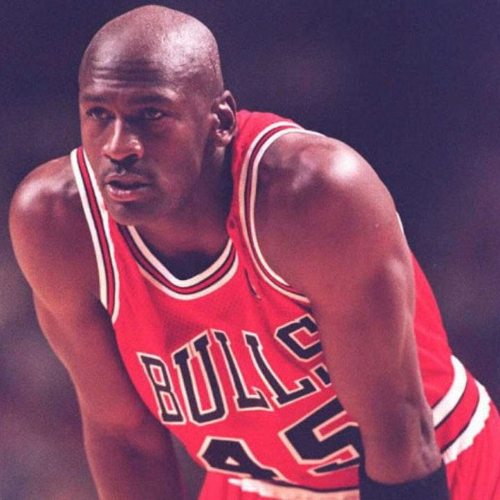 Great NBA Games: Michael Jordan returns - Chicago Bulls at Indiana Pacers (Mar 19, 1995) - AIR094