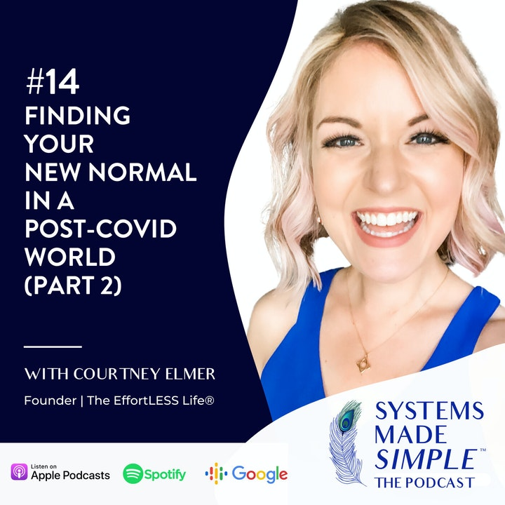Part 2: Finding Your New Normal in a Post-COVID World