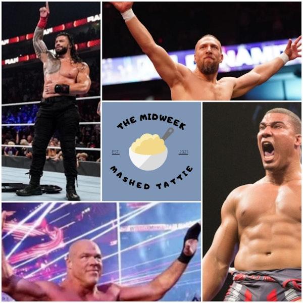EP27 - WrestleMash 04 - Arthur Ashe Fallout: A Grand Slam for AEW Image