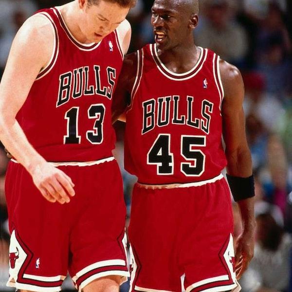"AIR053: Luc Longley (three-time NBA Champion) talks Jordan's ""I'm back"", Bulls and more Image"