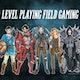 Level Playing Field Gaming Album Art