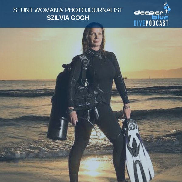 Szilvia Gogh on the wonder at-risk-youth have on their first ever dive, and Jim Ritterhoff on why recreational diving is now dead Image