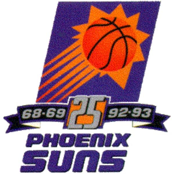 Phoenix Rising - Suns: 1968-69 through 1993 NBA Finals - AIR071 Image