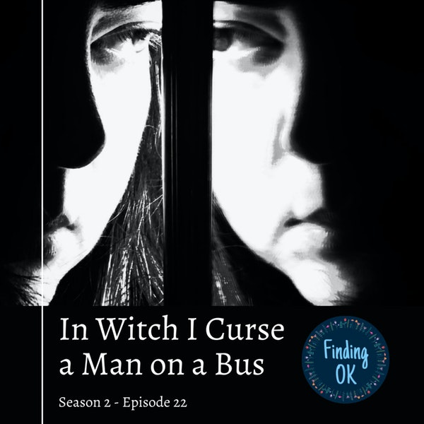 In Witch I Curse a Man on a Bus Image