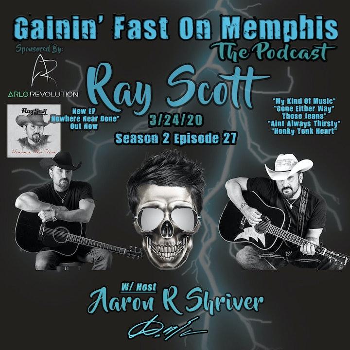 Ray Scott   Singer/Songwriter