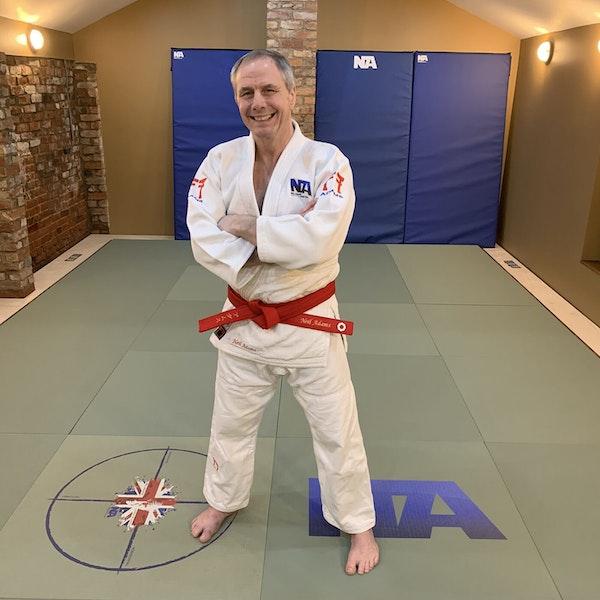 Neil Adams -  (Part 2)  World Judo Champion with Niki Adams 1996 Olympian Image