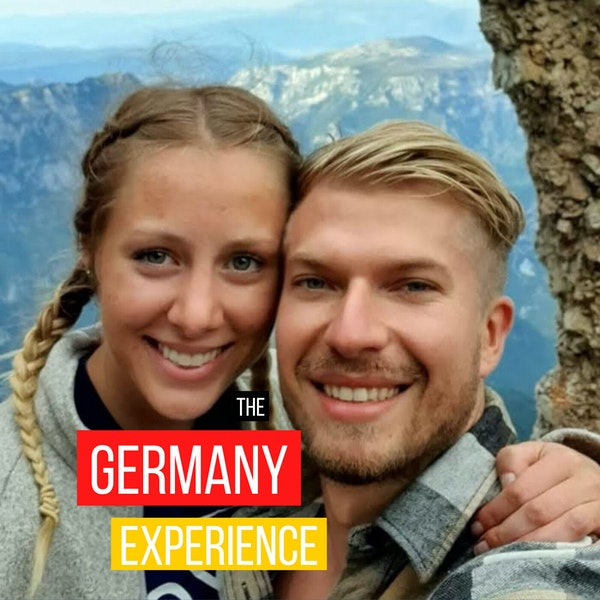 From long distance relationship to locked down together (Kaleena from the USA and Jan from Germany)