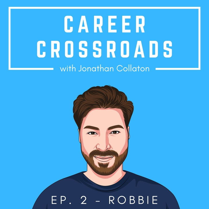 Robbie - From Auto Manufacturer, to Blacksmith, to Massage Therapist
