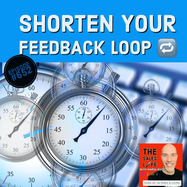 652. Master Your Craft By Shortening Your Feedback Loop 🔁 Image