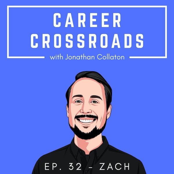 Zach – Politics, to Paramedic, to Policy Analyst Image